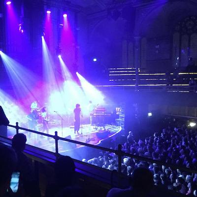 Car Seat Headrest Albert Hall Manchester 7th November 2018